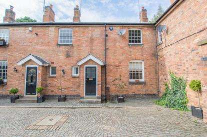 2 Bedrooms Terraced House for sale in Orchard Cottages, South Street, Atherstone, Warwickshire