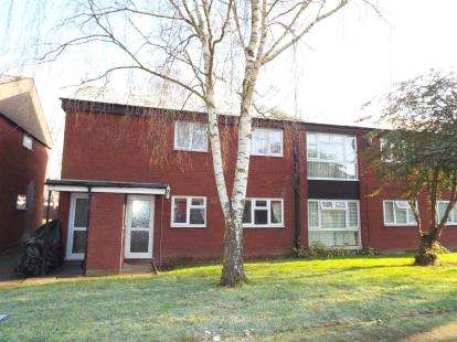 2 Bedrooms Maisonette Flat for sale in Langcliffe Avenue, Warwick