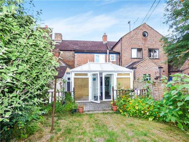 2 Bedrooms Terraced House for sale in Bristol Road, Cambridge, Gloucester, GL2 7AL