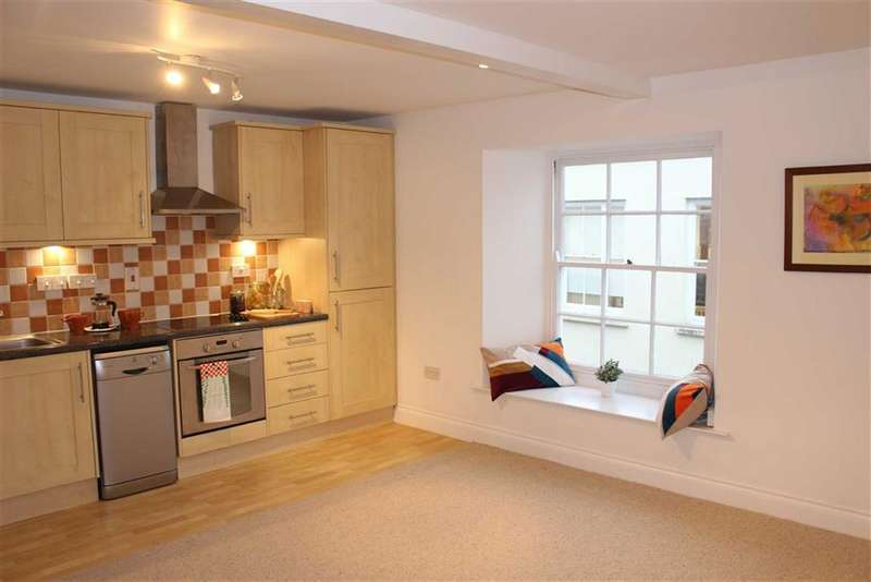 1 Bedroom Flat for sale in Cobra House, Upper Frog Street, Tenby