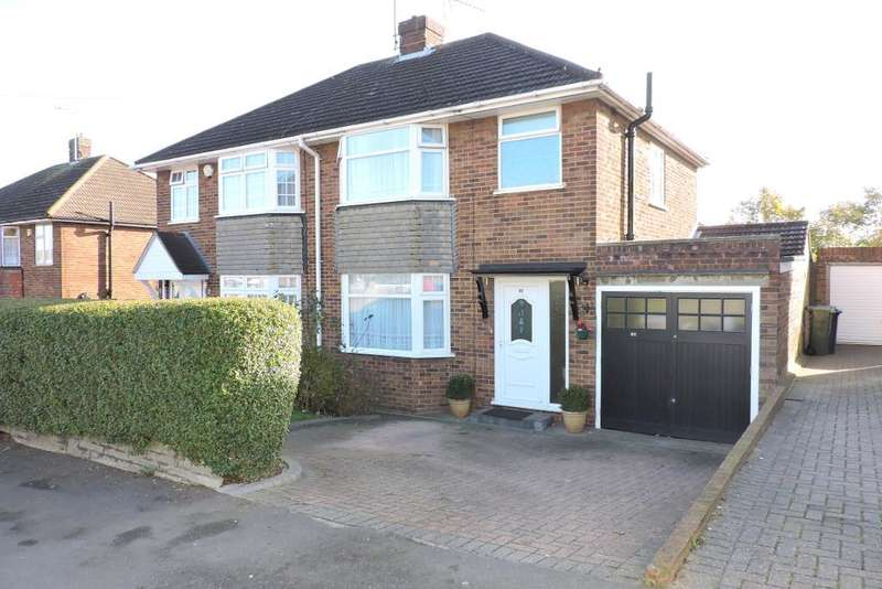 3 Bedrooms Semi Detached House for sale in Devon Road, Luton, Bedfordshire, LU2 0RL