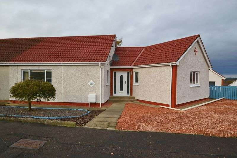3 Bedrooms Semi Detached Bungalow for sale in Maple Drive, Larkhall