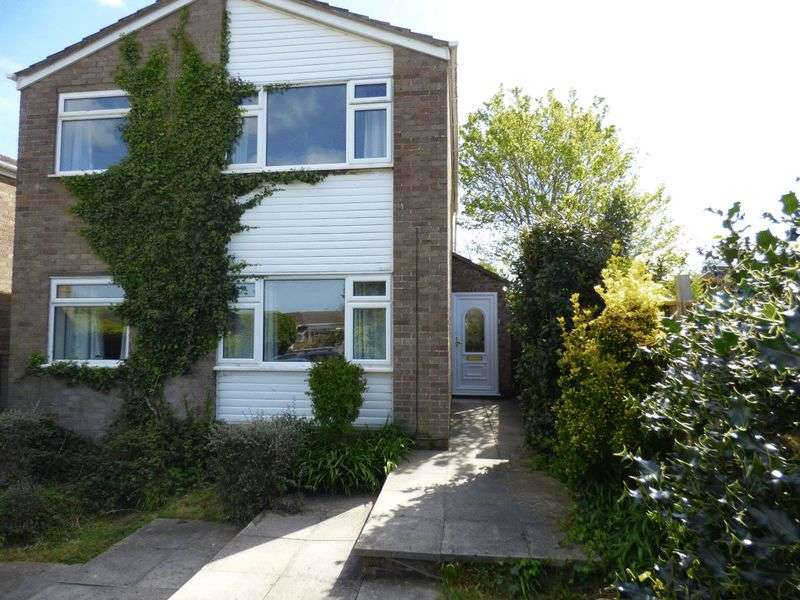 3 Bedrooms Detached House for sale in Goss View, Nailsea, Bristol