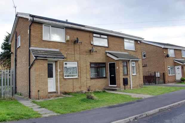 2 Bedrooms Terraced House for sale in Jacobs Drive, Sheffield, South Yorkshire, S5 6EB