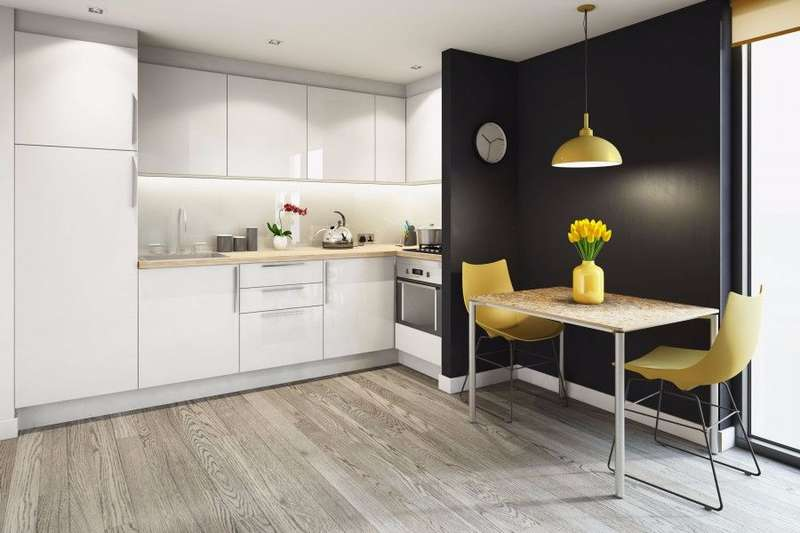 Studio Flat for sale in Berry House - Phase 2