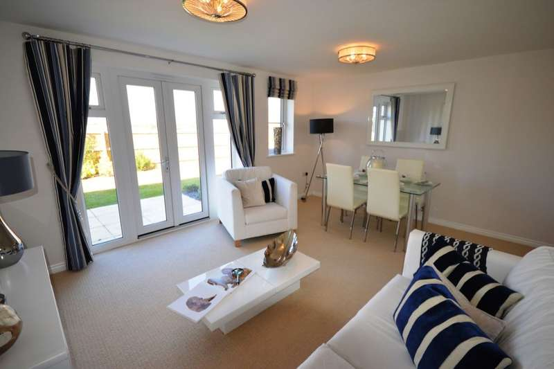 3 Bedrooms Detached House for sale in Violet Drive, Hele Park, Newton Abbot, TQ12