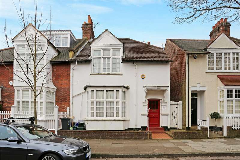 3 Bedrooms Flat for sale in Flanders Road, London, W4