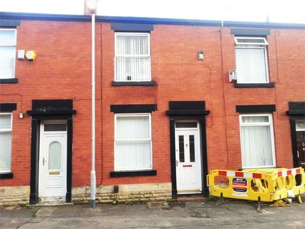 2 Bedrooms End Of Terrace House for sale in Freetrade Street, Rochdale, Lancashire