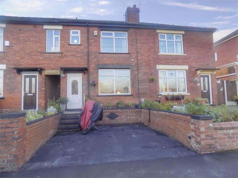 3 Bedrooms Terraced House for sale in Corner Lane, Leigh, Lancashire