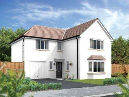 4 Bedrooms Detached House for sale in Dobwalls, Liskeard, Cornwall
