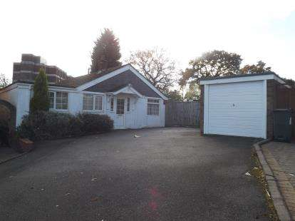 3 Bedrooms Bungalow for sale in Highmore Drive, Birmingham, West Midlands