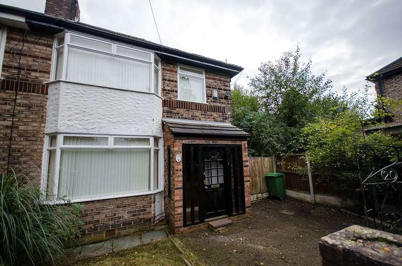 3 Bedrooms Semi Detached House for sale in Lanfranc Close, Childwall, Liverpool L16