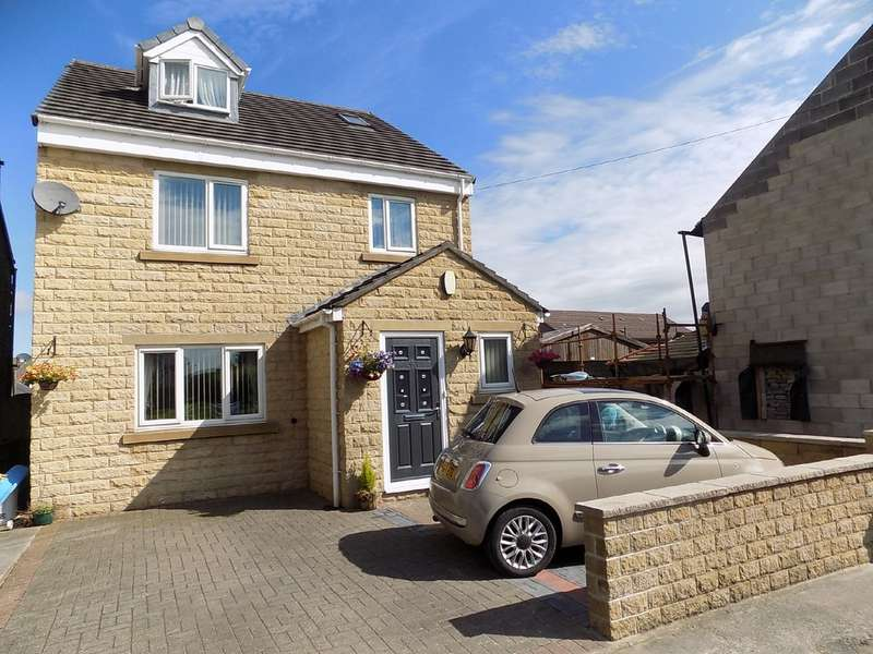 4 Bedrooms Detached House for sale in Queens Road, Buxton