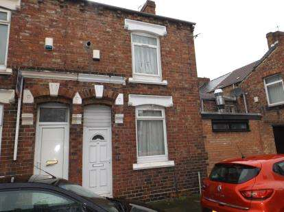 2 Bedrooms End Of Terrace House for sale in Portman Street, Middlesbrough, North Yorkshire