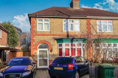 3 Bedrooms Semi Detached House for sale in Peveril Road, Peterborough, Cambridgeshire, United Kingdom
