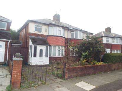 3 Bedrooms Semi Detached House for sale in Grosvenor Road, Liverpool, Merseyside, United Kingdom, L31