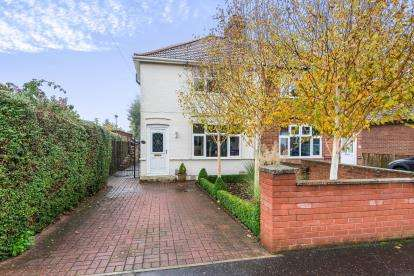 3 Bedrooms Semi Detached House for sale in Thorpe St Andrew, Norwich, Norfolk