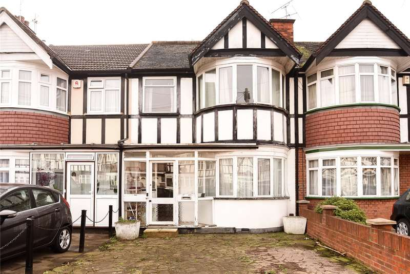 4 Bedrooms Terraced House for sale in Minehead Road, Harrow, Middlesex, HA2