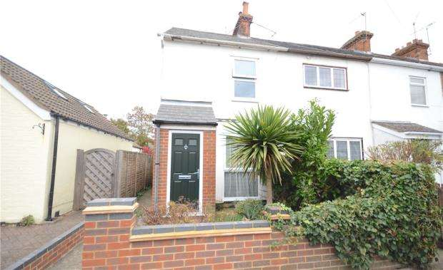2 Bedrooms End Of Terrace House for sale in York Road, Farnborough, Hampshire