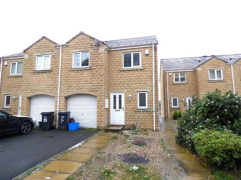 3 Bedrooms Property for sale in Blackberry Way, Siddal, Halifax, West Yorkshire, HX3
