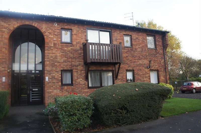2 Bedrooms Flat for sale in Swan Hey, Maghull, Merseyside