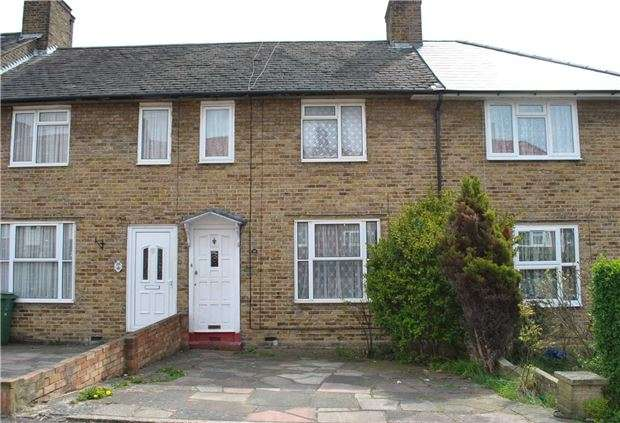 3 Bedrooms Terraced House for sale in Welbeck Road, SUTTON, Surrey, SM1 3NW