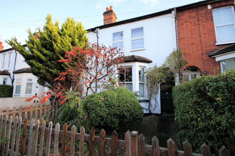 2 Bedrooms Terraced House for sale in Walton Road, Woking, Surrey, GU21