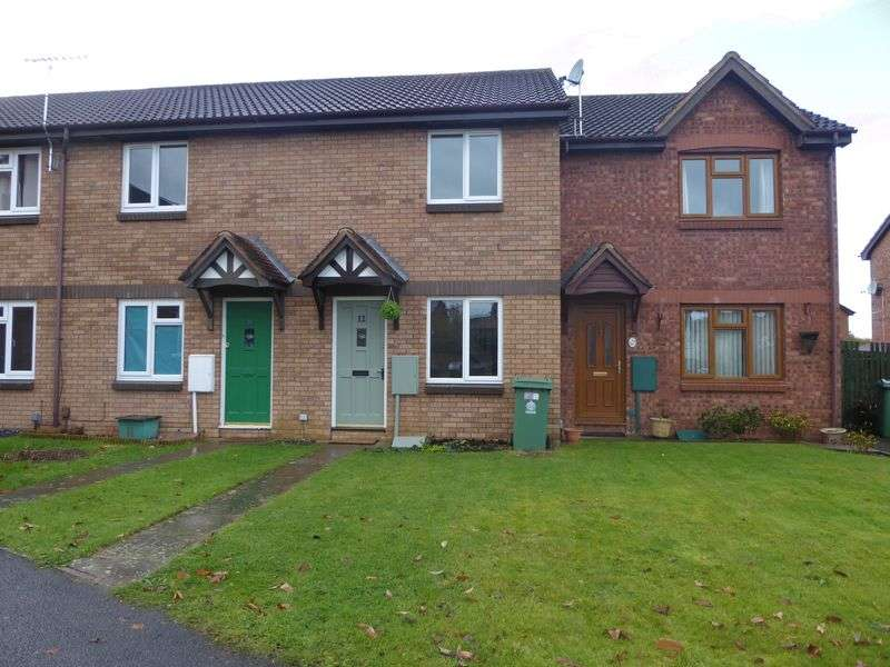 2 Bedrooms Terraced House for sale in FARMINGTON CLOSE, ABBEYMEAD, GLOUCESTER GL4 4XA