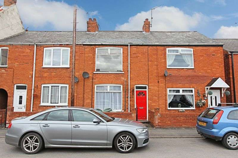 2 Bedrooms Terraced House for sale in Green Lane, Barrow-Upon-Humber