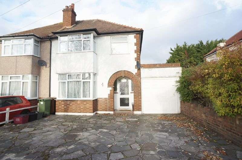 3 Bedrooms Semi Detached House for sale in Old Farm Avenue, Sidcup, DA15 8AS