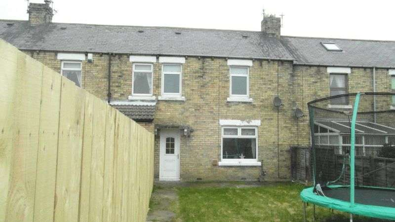 2 Bedrooms Terraced House for sale in Fourth Row, Morpeth - Two Bedroom Terraced House