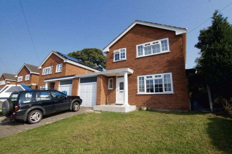 3 Bedrooms Detached House for sale in Sycamore Drive, Marford, Wrexham