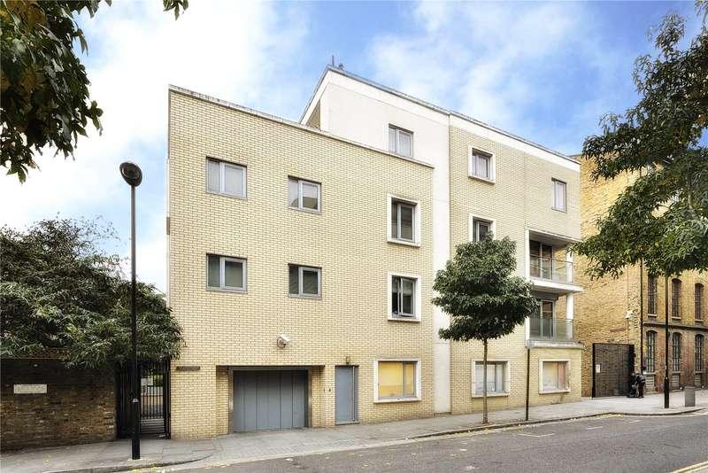 1 Bedroom Flat for sale in Railway Street, London, N1
