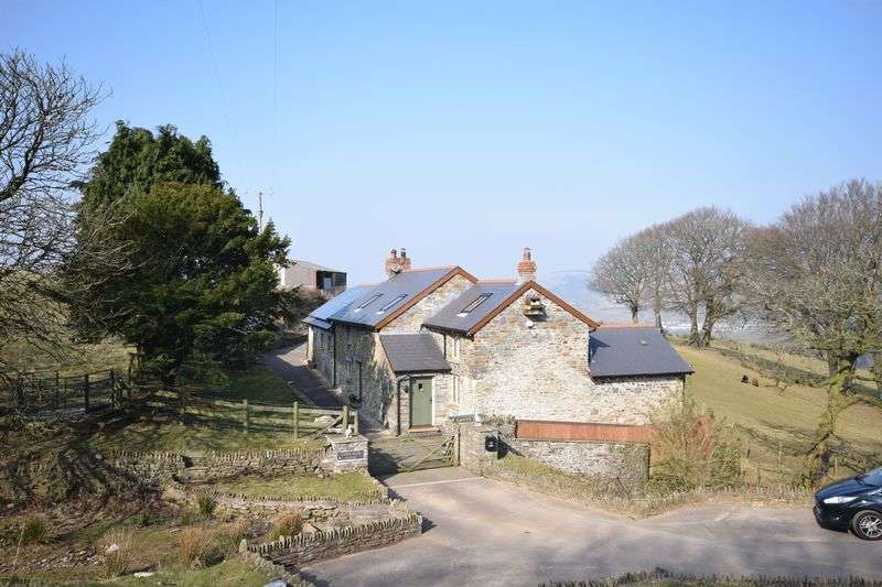 4 Bedrooms Detached House for sale in Caner Bach Farm, Blackmill, Bridgend CF35 6EP