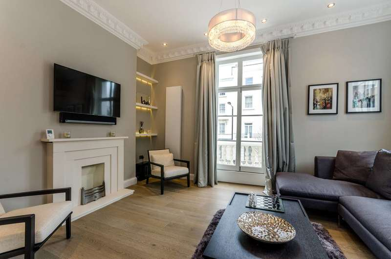 4 Bedrooms House for sale in Sutherland Street, Pimlico, SW1V