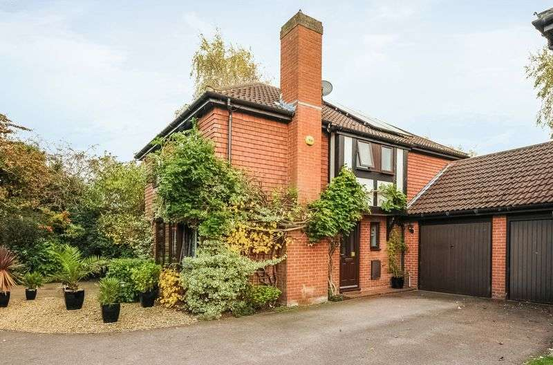 4 Bedrooms Detached House for sale in Alexander Close, Abingdon