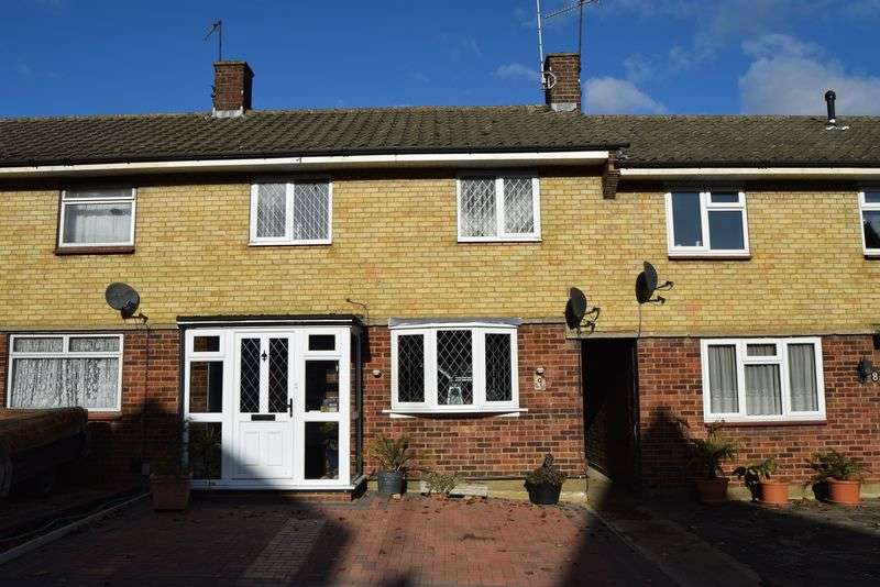 2 Bedrooms Terraced House for sale in 2 Bedroom House, Harvest End, Watford