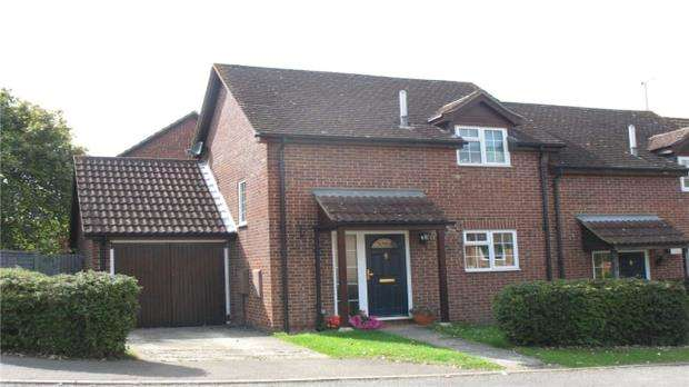 2 Bedrooms House for sale in Paterson Close, Basingstoke, Hampshire