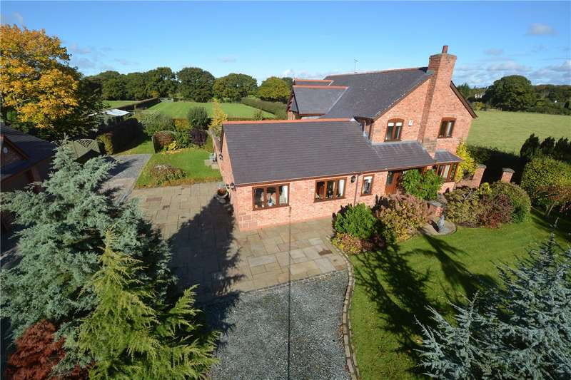 4 Bedrooms Unique Property for sale in Puddington Lane, Puddington, Cheshire