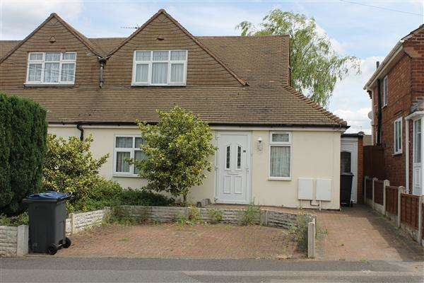 3 Bedrooms Bungalow for sale in Beechdale Avenue, Great Barr