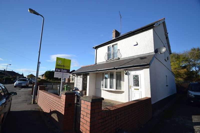 2 Bedrooms Detached House for sale in Pantbach Place, Birchgrove, Cardiff. CF14 1UN