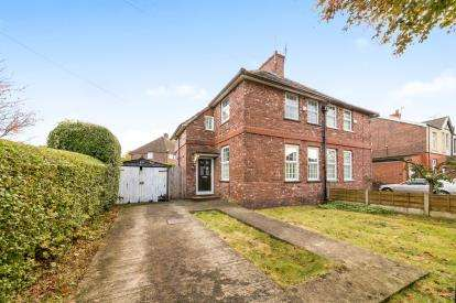 3 Bedrooms Semi Detached House for sale in Oakfield Road, Hyde, Greater Manchester