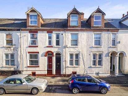 4 Bedrooms Terraced House for sale in Sandringham Road, Sneinton, Nottingham, Nottinghamshire