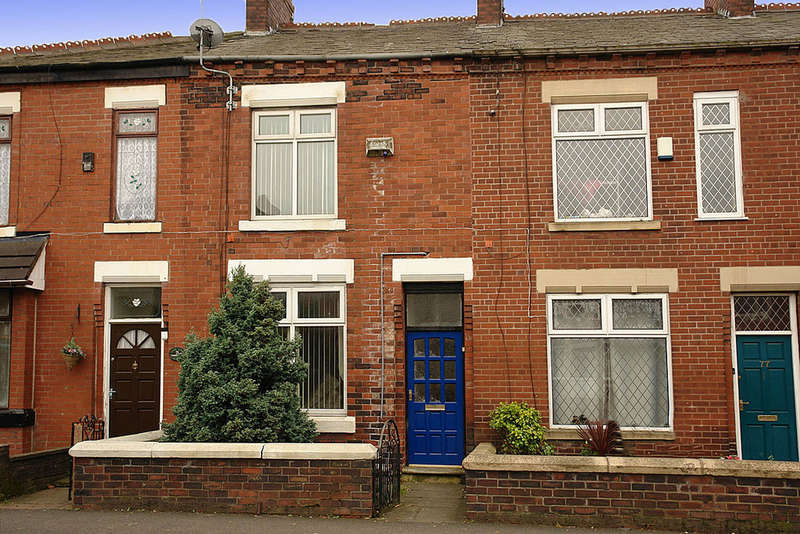 2 Bedrooms Terraced House for sale in 75 Thompson Lane, Chadderton