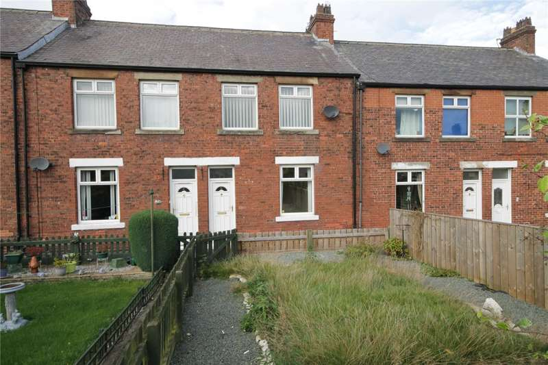 3 Bedrooms Terraced House for sale in Hysehope Terrace, Consett, Durham, DH8