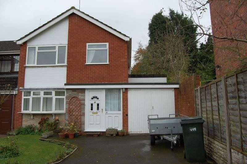 3 Bedrooms House for sale in Whiteladies Court, Albrighton