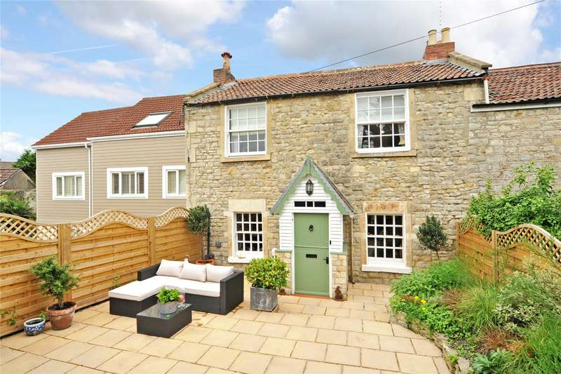 3 Bedrooms Terraced House for sale in High Street, Weston, Bath, BA1