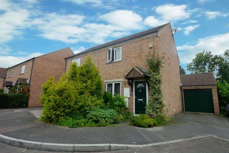 2 Bedrooms Semi Detached House for sale in DIDCOT