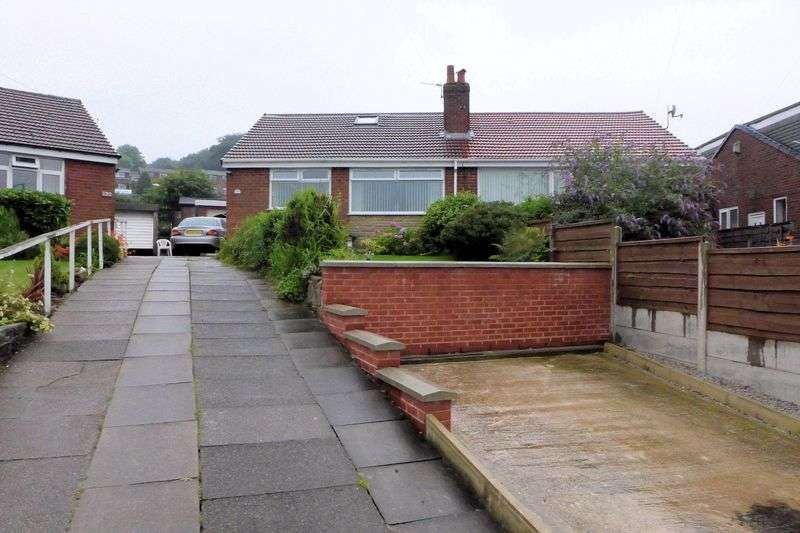 3 Bedrooms Semi Detached Bungalow for sale in Lords Stile Lane, Bromley Cross, Bolton