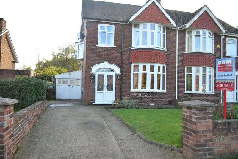 3 Bedrooms Semi Detached House for sale in Church Lane, Scunthorpe